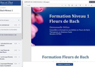 Fleurs-de-bach-me-former-niveau-1-support de cours