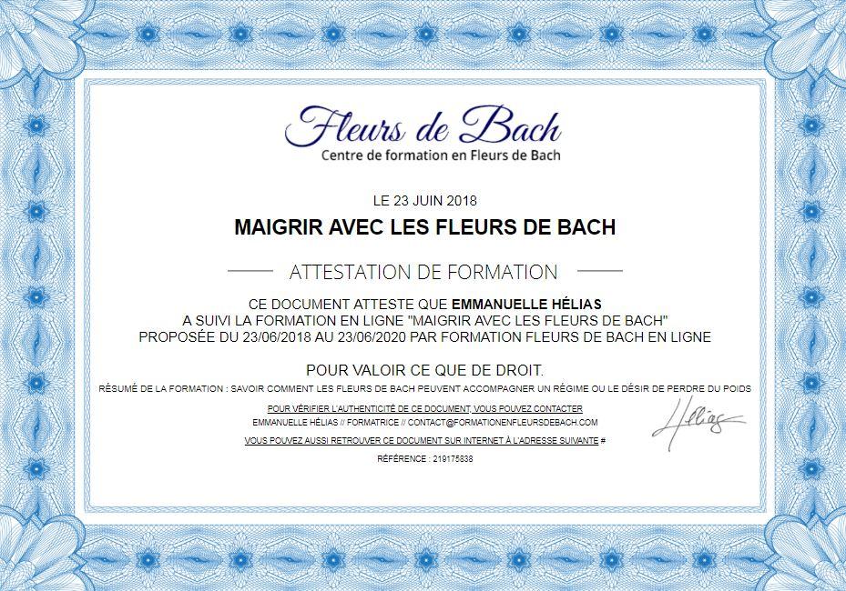 Maigrir Avec Les Fleurs De Bach Centre De Formation En Fleurs De Bach
