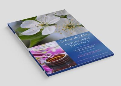 Fleurs de Bach formation brochure