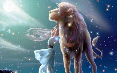 VERVAIN et le signe du mois: le LION