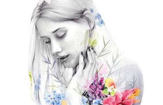 pleine conscience et fleurs de bach